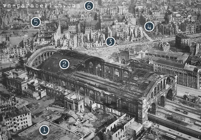 битва за Берлин, 1945.