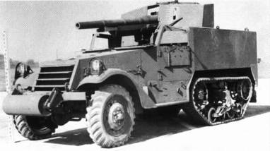 75 mm Gun Motor Carriage M3