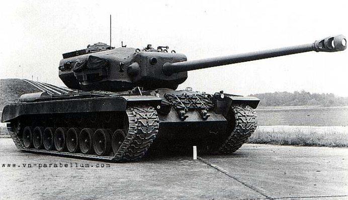 тяжёлый танк Т29. Heavy Tank T29. Американский танк Т29