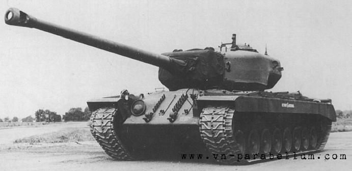 американский тяжёлый танк Т34. Heavy Tank T34