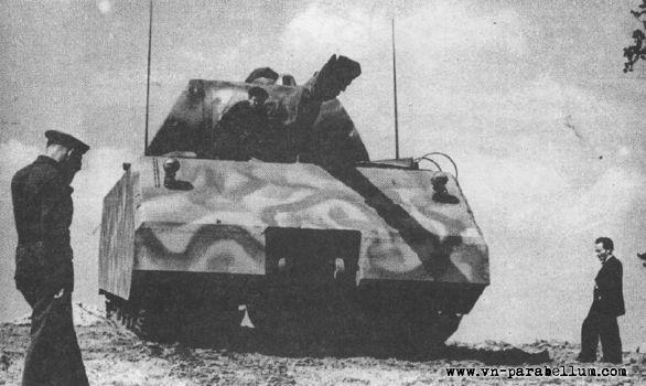 Прототипы и экспериментальные боевые машины эпохи Второй мировой ... | 350x586